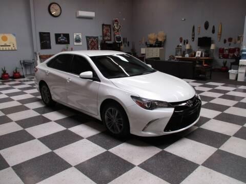 2016 Toyota Camry for sale at Santa Fe Auto Showcase in Santa Fe NM