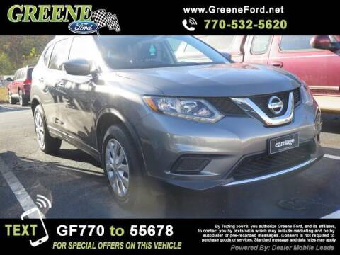 2016 Nissan Rogue for sale at NMI in Atlanta GA