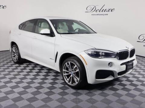 2018 BMW X6 for sale at DeluxeNJ.com in Linden NJ