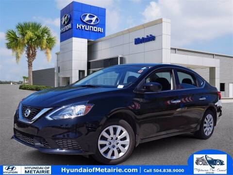 2019 Nissan Sentra for sale at Metairie Preowned Superstore in Metairie LA