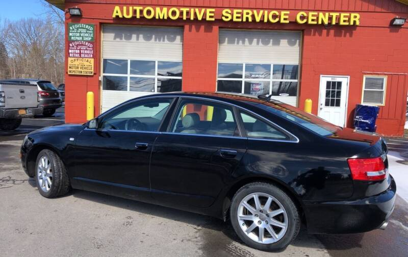 2005 Audi A6 for sale at ASC Auto Sales in Marcy NY
