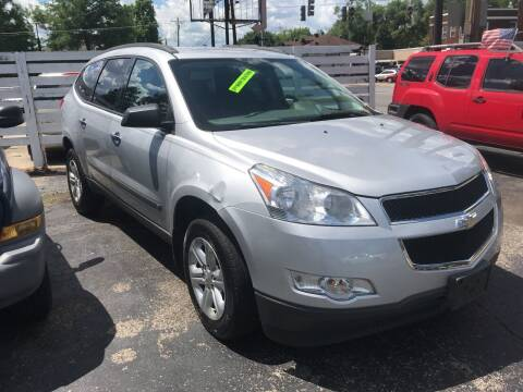 2010 Chevrolet Traverse for sale at Klein on Vine in Cincinnati OH