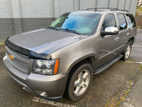 2012 Chevrolet Tahoe for sale at APX Auto Brokers in Lynnwood WA