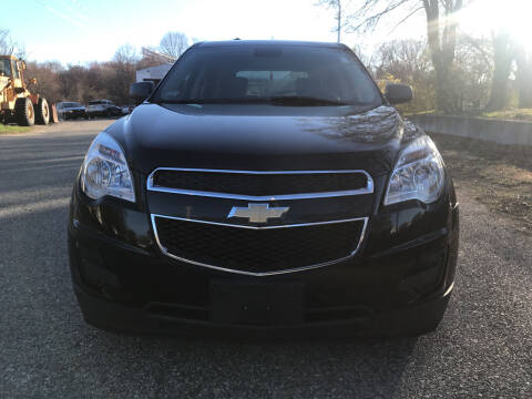 2012 Chevrolet Equinox for sale at Worldwide Auto Sales in Fall River MA