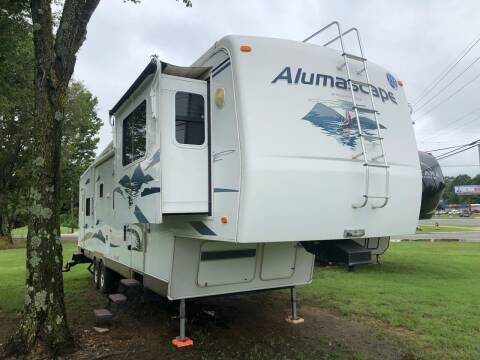 2006 FOR SALE!!! Holiday Rambler Alumascape 35FLQ for sale at S & R RV Sales & Rentals, LLC in Marshall TX
