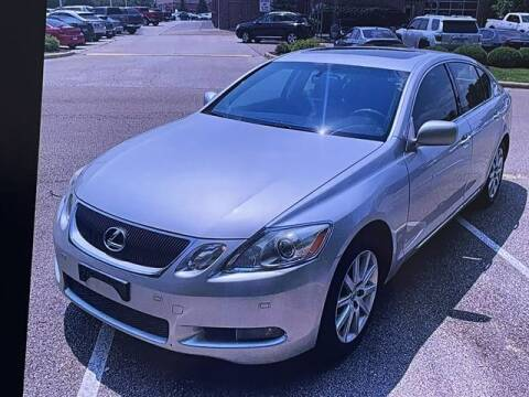 2007 Lexus GS 350 for sale at Global Pre-Owned in Fayetteville GA
