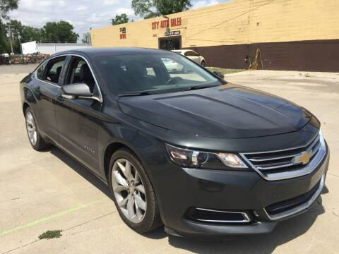 2015 Chevrolet Impala for sale at City Auto Sales in Roseville MI