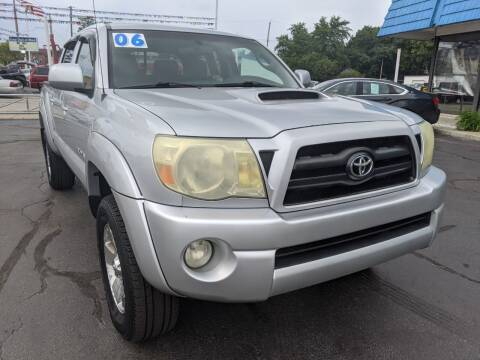 2006 Toyota Tacoma for sale at GREAT DEALS ON WHEELS in Michigan City IN
