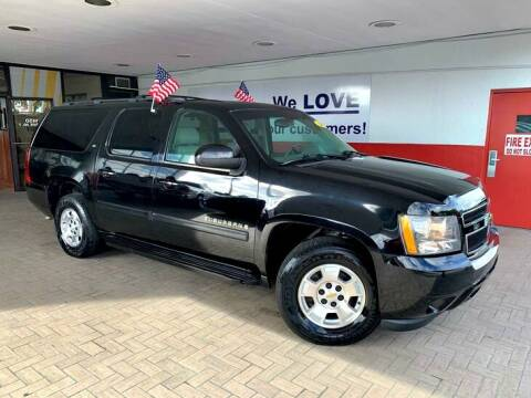 2008 Chevrolet Suburban for sale at Auto Max in Hollywood FL