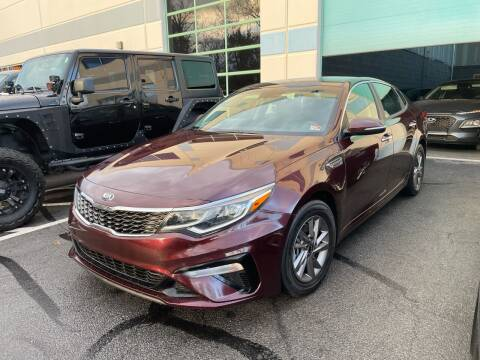 2020 Kia Optima for sale at Best Auto Group in Chantilly VA