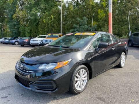 2015 Honda Civic for sale at Bloomingdale Auto Group in Bloomingdale NJ