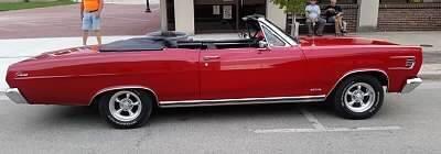 1967 Mercury Comet for sale at Classic Car Deals in Cadillac MI