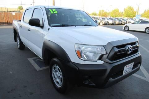 2015 Toyota Tacoma for sale at Choice Auto & Truck in Sacramento CA