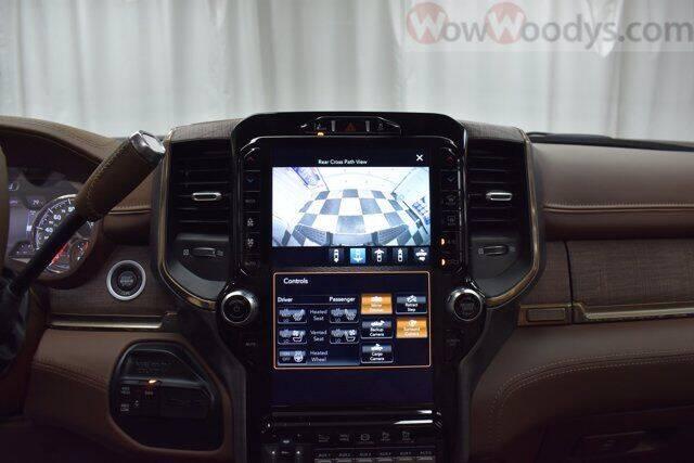 2020 RAM Ram Pickup 2500 4x4 Laramie Longhorn 4dr Crew Cab 6.3 ft. SB Pickup - Chillicothe MO