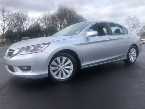 2014 Honda Accord for sale at Beckham's Used Cars in Milledgeville GA