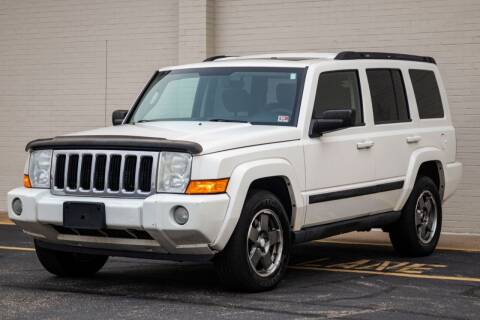 2008 Jeep Commander for sale at Carland Auto Sales INC. in Portsmouth VA