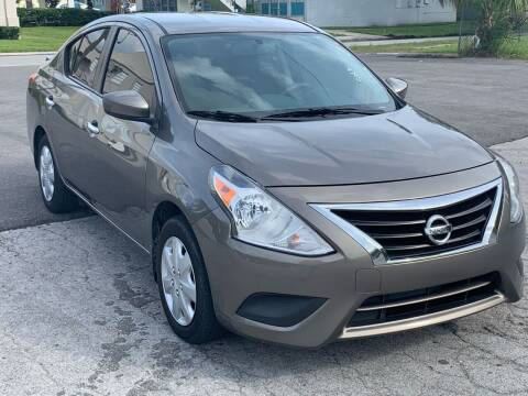 2015 Nissan Versa for sale at Consumer Auto Credit in Tampa FL