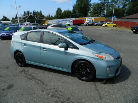 2013 Toyota Prius for sale at J & R Motorsports in Lynnwood WA