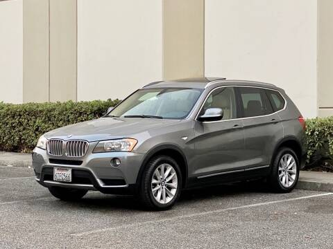 2011 BMW X3 for sale at Carfornia in San Jose CA