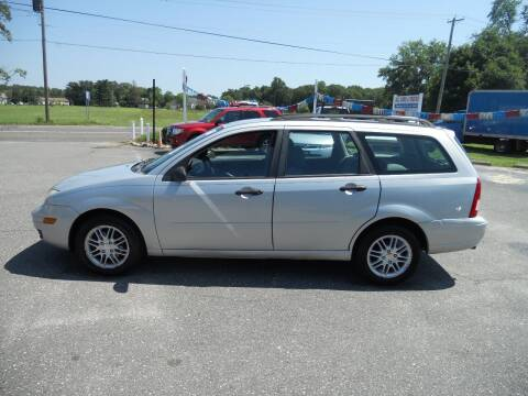 2006 Ford Focus for sale at All Cars and Trucks in Buena NJ