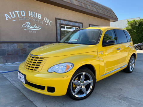 2006 Chrysler PT Cruiser for sale at Auto Hub, Inc. in Anaheim CA