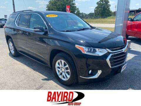 2020 Chevrolet Traverse for sale at Bayird Truck Center in Paragould AR