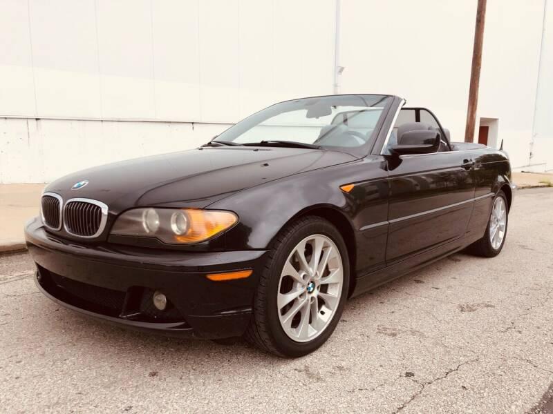 2004 BMW 3 Series for sale at WALDO MOTORS in Kansas City MO