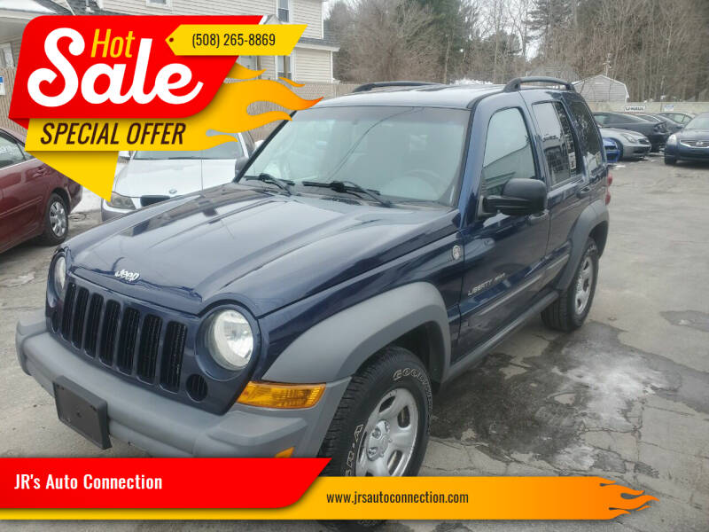 2005 Jeep Liberty for sale at JR's Auto Connection in Hudson NH