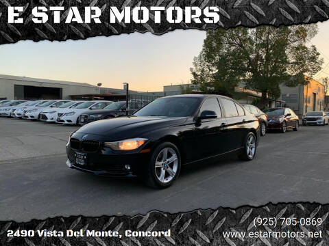 2013 BMW 3 Series for sale at E STAR MOTORS in Concord CA