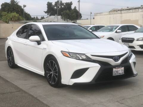 2018 Toyota Camry Hybrid for sale at H & K Auto Sales & Leasing in San Jose CA
