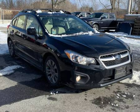 2013 Subaru Impreza for sale at Berkshire Auto & Cycle Sales in Sandy Hook CT