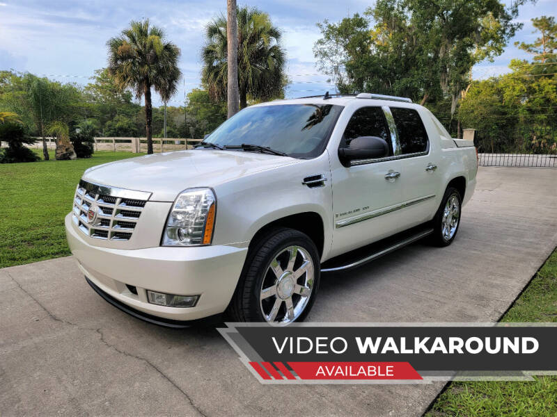 2007 Cadillac Escalade EXT for sale at Lake Helen Auto in Lake Helen FL