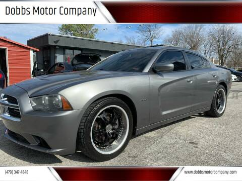 2012 Dodge Charger for sale at Dobbs Motor Company in Springdale AR