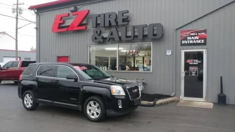 2013 GMC Terrain for sale at EZ Tire & Auto in North Tonawanda NY
