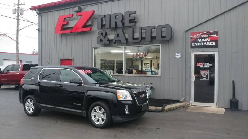 2013 GMC Terrain for sale at EZ Tire & Auto in North Tonawanda NY