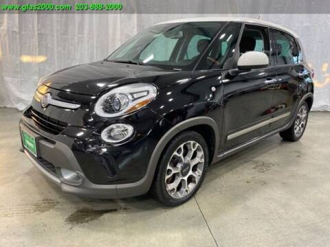 2014 FIAT 500L for sale at Green Light Auto Sales LLC in Bethany CT