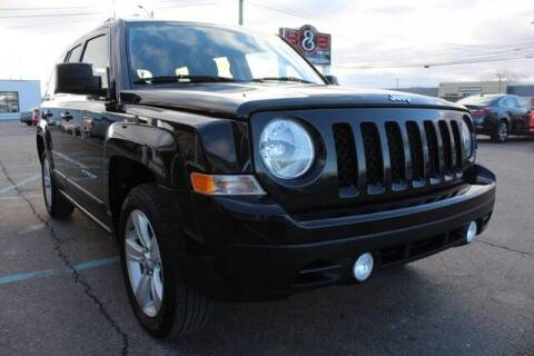 2013 Jeep Patriot for sale at B & B Car Co Inc. in Clinton Twp MI