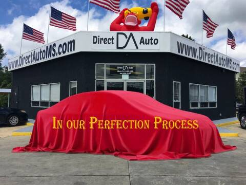 2011 Jeep Wrangler Unlimited for sale at Direct Auto in D'Iberville MS