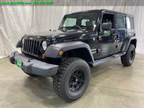 2010 Jeep Wrangler Unlimited for sale at Green Light Auto Sales LLC in Bethany CT