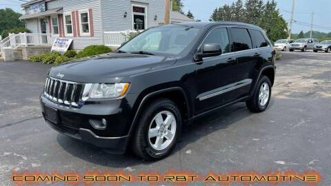2012 Jeep Grand Cherokee for sale at RBT Automotive LLC in Perry OH