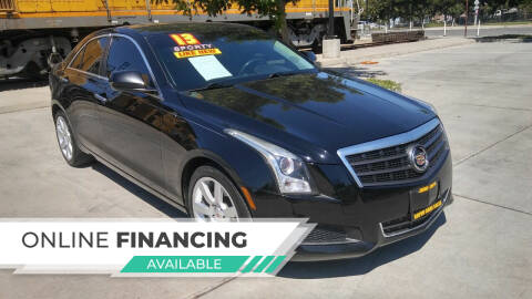 2013 Cadillac ATS for sale at Super Cars Sales Inc #1 in Oakdale CA