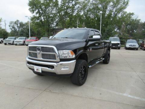 2012 RAM Ram Pickup 2500 for sale at Aztec Motors in Des Moines IA