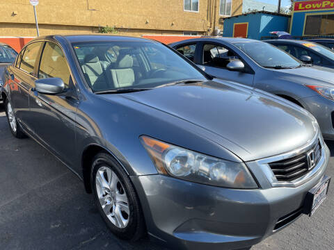 2008 Honda Accord for sale at CARZ in San Diego CA