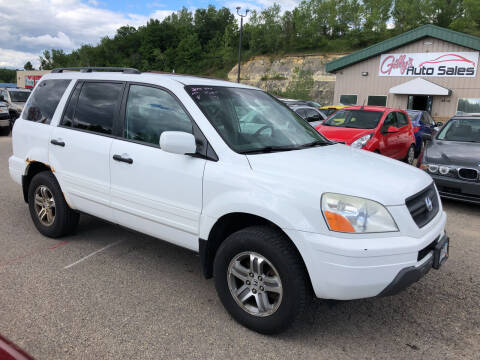 2004 Honda Pilot for sale at Gilly's Auto Sales in Rochester MN