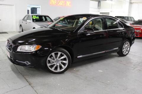 2013 Volvo S80 for sale at R n B Cars Inc. in Denver CO