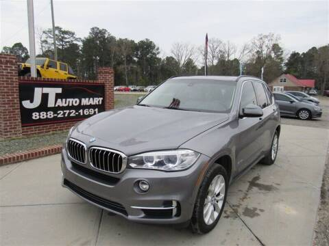 2015 BMW X5 for sale at J T Auto Group in Sanford NC