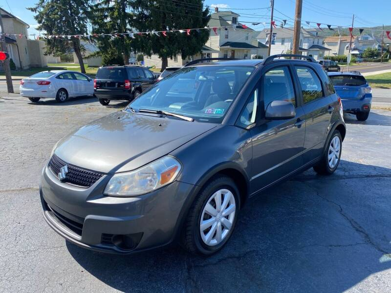 2010 Suzuki SX4 Crossover for sale at Car Man Auto in Old Forge PA