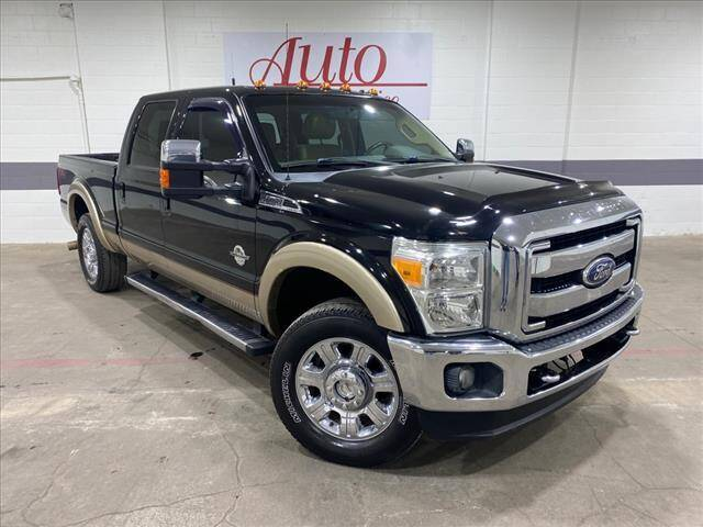 2012 Ford F-250 Super Duty for sale at Auto Sales & Service Wholesale in Indianapolis IN