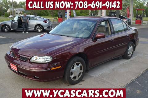 1998 Oldsmobile Cutlass for sale at Your Choice Autos - Crestwood in Crestwood IL
