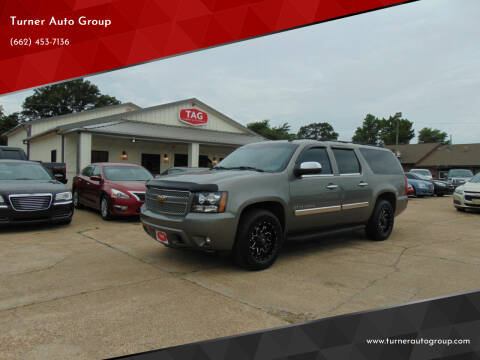 2007 Chevrolet Suburban for sale at Turner Auto Group in Greenwood MS